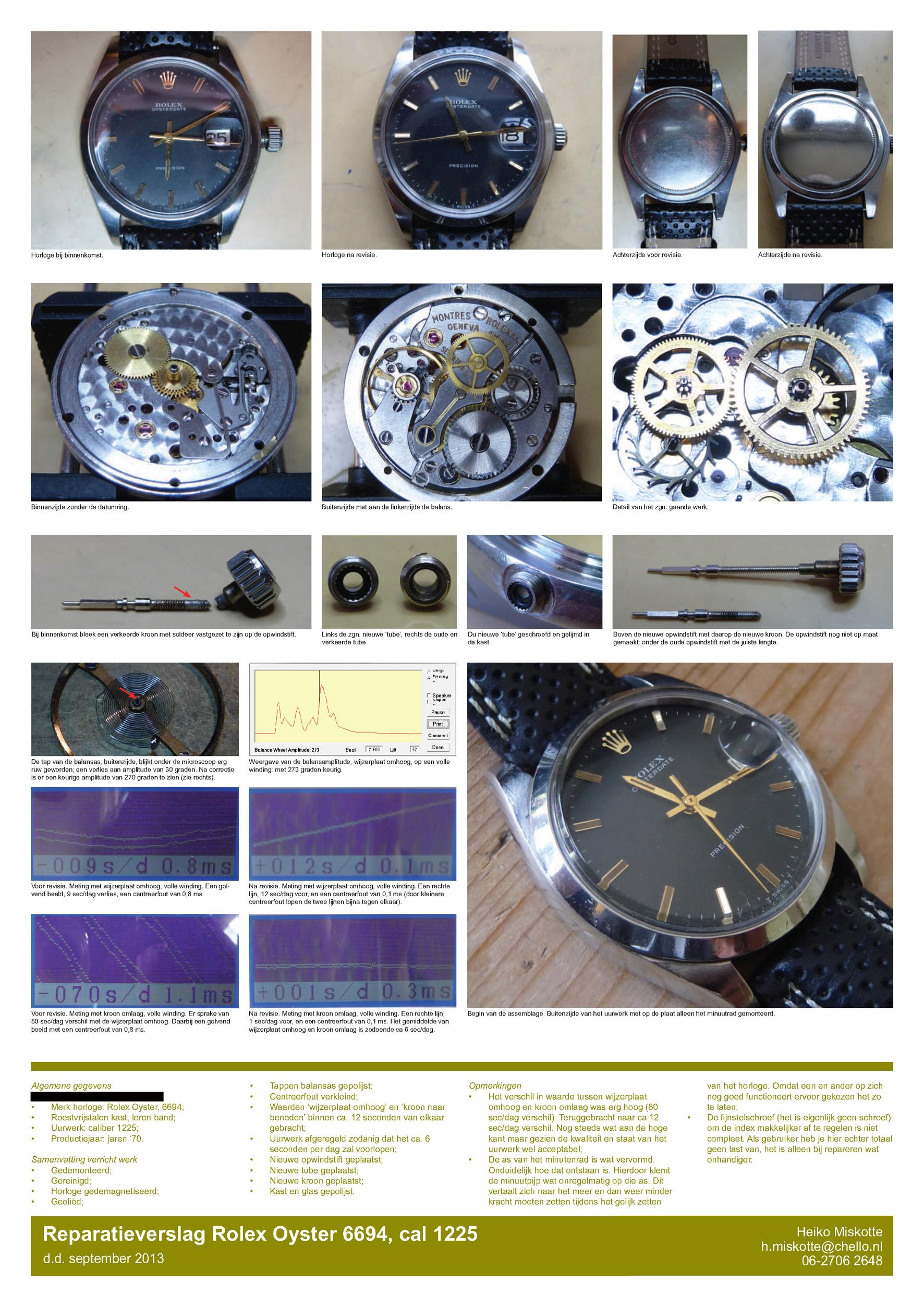 Reparatieverslag_Rolex Oyster 6694_cal 1225_september 2013c